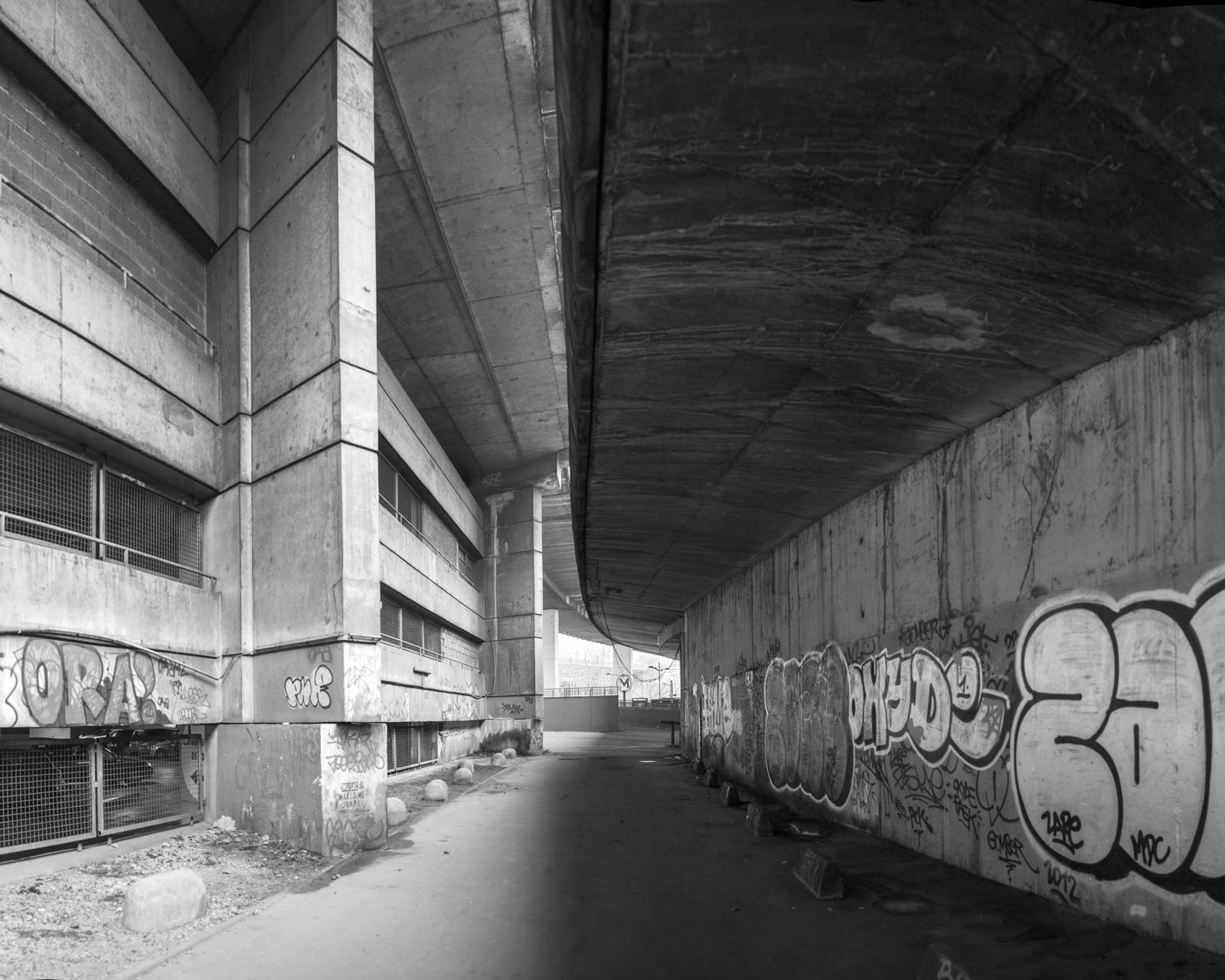 Typologie du beton - Porte peripherique paris ...