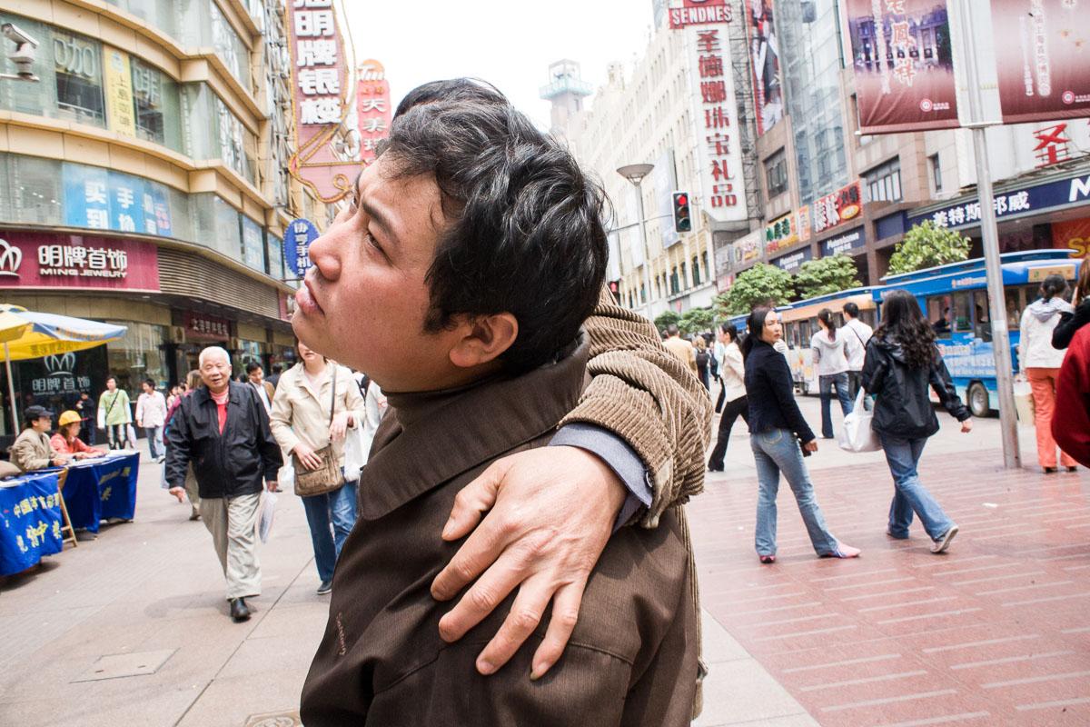 extrait de la série «Shangaï surprise»